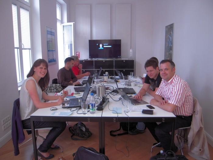 SISTRIX Seminar Teilnehmer (c) smartlemon.de