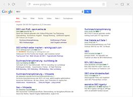 Suchmaschinenoptimierung mit SMART LEMON (c) SMART LEMON GmbH & Co. KG
