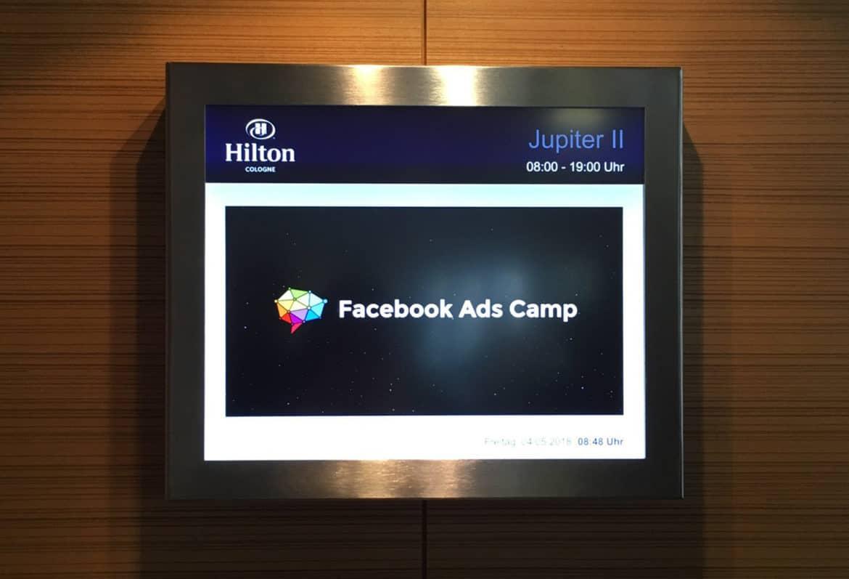 Image forRecap – Facebook Ads Camp 2018
