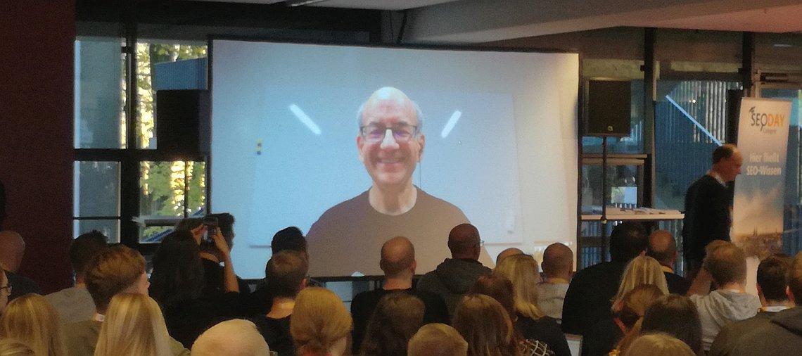 John Müller in der Q+A-Session - Vortrag SEO-Day 2018 - SMART LEMON