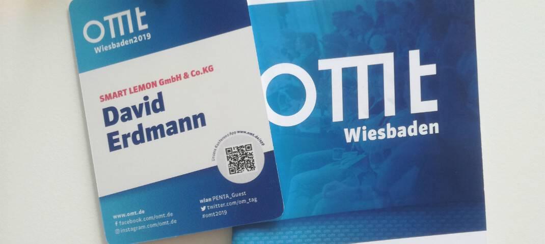 Image forRecap: Die OMT 2019 in Wiesbaden
