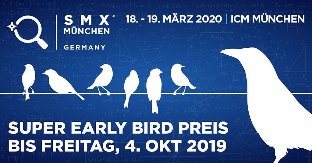 Image forSMX München 2020: Die Konferenz für SEO + SEA
