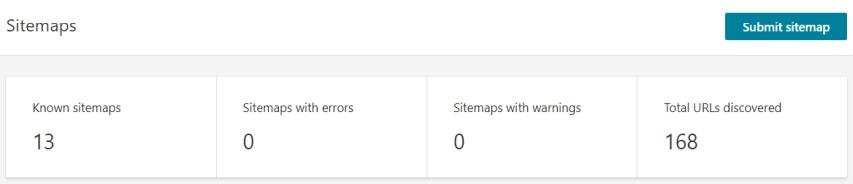 Bing Webmaster Tools Sitemaps Smart Lemon