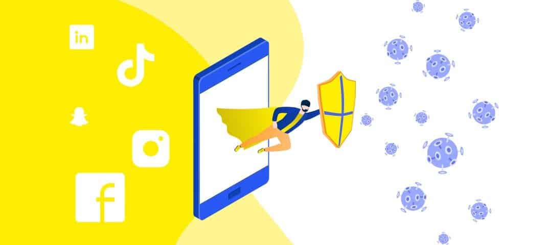 Social Media Corona Gewinner-innen 2020