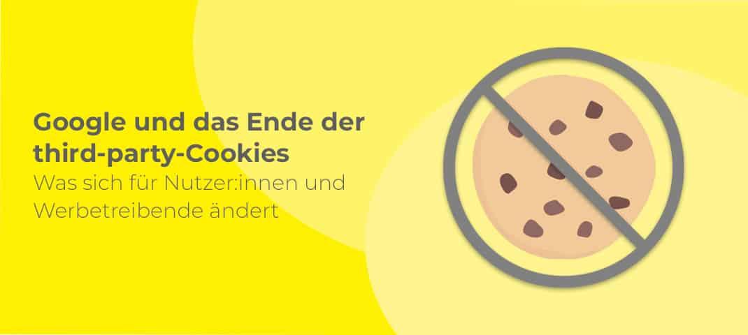 Image forGoogle und das Ende der third-party-Cookies